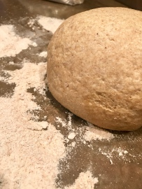Sourdough Einkorn Dough